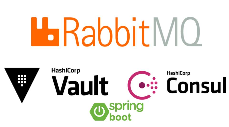 RabbitMQ Cluster with Consul and Vault
