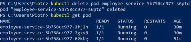 hazelcast-spring-boot-kubernetes-delete-pod