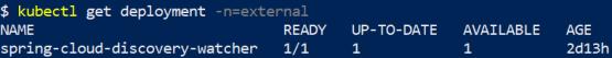 spring-boot-admin-on-kubernetes-watcher-deployment