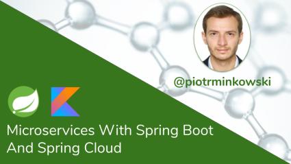 Spring Microservices Course